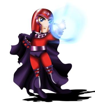 Magneto Chibi